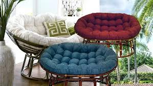double papasan cushion oversized outdoor double papasan cushion