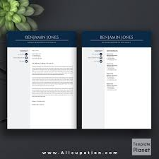 Best Selling Resume Bundle The Benjamin Rb Cv Bundle Cover