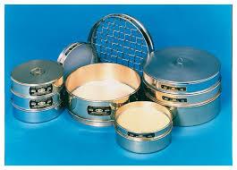 Fisherbrand U S Standard Stainless Steel Test Sieves 12 In