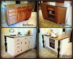 diy kitchen island from dresser. Kitchen:Diy Kitchen Islandas Homemade Islands Using Old Dresser With Seating Small Makeover 99 Unusual Diy Island From