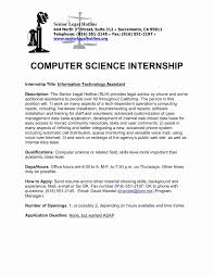 Science Resume Cover Letter Resume Cover Letter Computer Science abcom 27