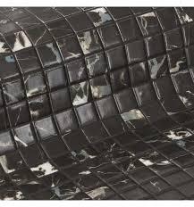 <b>Стеклянная мозаика Ezarri Zen</b> Black Marble 31,3х49,5 см купить ...