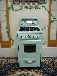Antique Gas Stoves O Keefe Merritt Apartment Size Stove
