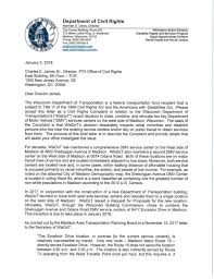 Civil com Complaint Dmv Madison Rights