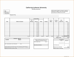 Expense Report Template Google Docs | Business Plan Template