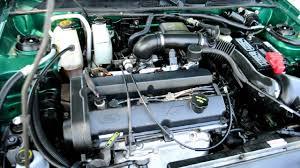2002 FORD ESCORT ZX2 ENGINE RUNNING - YouTube