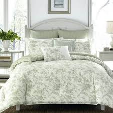 king size comforter set in green as is item measurements cm