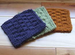 Knit Coaster Pattern Amazing Decorating Ideas