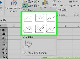 2d Line Chart In Excel 2 Easy Ways To Make A Line Graph In Microsoft Excel