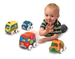 Pull Back Town Vehicles Gifts | Age 1 Buy Toys for 1-Year-Old Boys