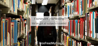 coursework proofreading services by the student proofreading experts