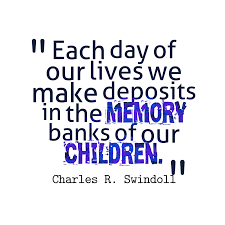 Memory Quotes Unique Picture Charles R Swindoll Quote About Children