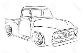 Gallery free line drawings of cars drawings art gallery