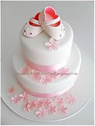 Baby Girl Shoes Christening Cake Christening Cakes Sydney