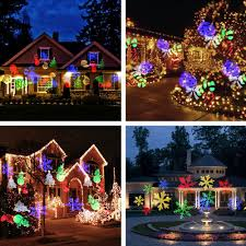 outdoor spot light for christmas decorations. amazon.com: auledio 12 volts christmas lights projector kit, (black): home improvement outdoor spot light for decorations o