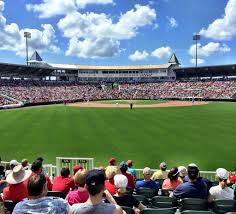 Fort Myers Miracle Stadium Seating Chart Hammond Stadium Minnesota Twins Fort Myers Miracle
