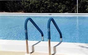ground pool rail covers for swimming pool rails u poolsrhaucharterorg above ground top aqua leader all