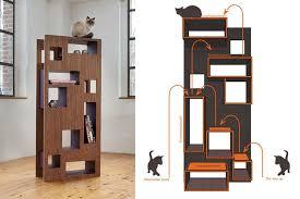 designer cat trees furniture. Delighful Trees Modern Cat Trees Furniture Original Tree Designer  Throughout B
