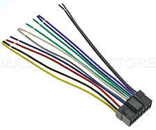 jvc wiring harness wire harness for jvc kd g420 kdg420 pay today ships today