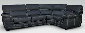 black leather couch 3 corner 1 genuine black leather corner sofa group suite offer black leather sofa bed ikea