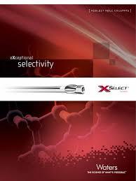 Xselect Hplc Columns Manualzz Com