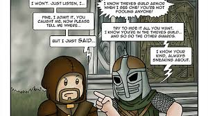 Skyrim Guard Quotes Unique Skyrim Guards Imgur