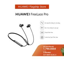 Tai nghe HUAWEI FreeLace Pro - Tai nghe Bluetooth nhét Tai Nhãn hiệu Huawei