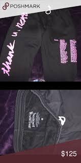 Sweetener Tour Sweatpants Ariana Grande Sweetener Thank U