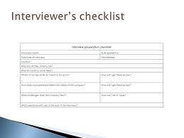 Employer Interview Checklist Topic 5 Selecting Testing Ppt Video Online Download