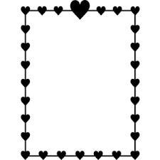 Border Black And White Clipart Black And White Border Clipartxtras