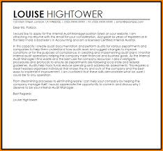 Bunch Ideas Of 8 Sample Cover Letter For Audit Position Fancy