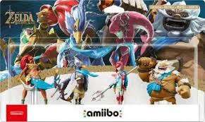 Here Is What The Champion Amiibo Does In Breath Of The Wild