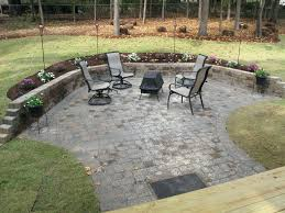 Patio Ideas: Stone Patio Ideas Backyard Patio Stone Ideas With Pictures  Image Gallery Of Inspiring