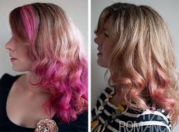 how long does pink hair dye last