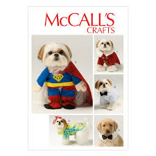 Dog Costume Patterns Delectable Amazon McCall Pattern Company M48 Pet Clothes And Costume