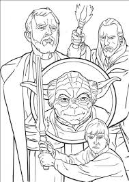 Coloring Pages Freer Wars Shape For Preschoolers Darth Vader Adults