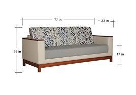 cedar three seater sofa set by spns