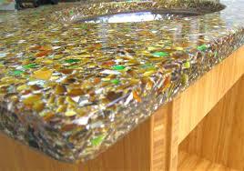 diy recycled glass countertops great screenshoot resin and countertop