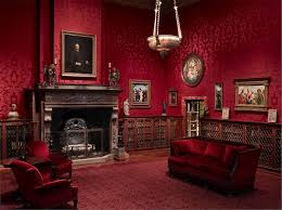 what is the best interior paintBest Gothic Living Room In Classic Design With Fireplace within