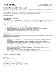 Store Manager Resumes Free Resume Example And Writing Download
