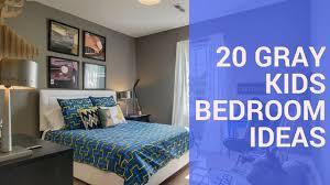 Kids Bedroom Interiors 20 Gray Kids Bedroom Design Ideas Youtube