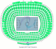 Fc Barcelona Seating Chart Camp Nou Tickets In Barcelona Catalonia Camp Nou Seating