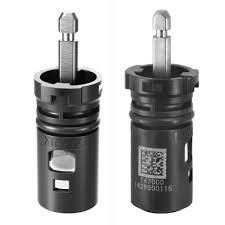 refer to the doentation that came with your faucet if you have an imbedded cartridge nut and would like additional help feel free to contact us or call