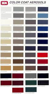 Sem Marine Vinyl Coat Color Chart 67 Hand Picked Phantom Color Chart