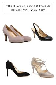 Most Comfortable Designer Heels The 7 Most Comfortable Pumps You Can Buy Comfortable Work
