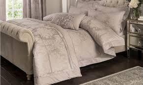 dorma blenheim grey bedspread