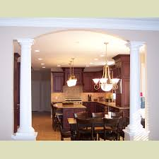 Kitchen Butlers Pantry Deep Cherry Kitchen Desk Wet Bar Butlers Pantry New Jersey
