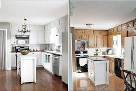 painted kitchen cabinets before and afterAmusing Diy Painting Kitchen Cabinets White Kitchen Cabinet Doors