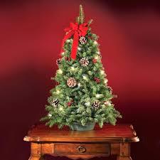 bethlehem lighting christmas trees. 4 Foot Pre Lit Christmas Tree S Bethlehem Lights Ft In Decorative Urn Walmart Xmas Lighting Trees G