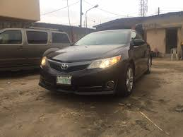 Registered Toyota Camry Sport 2014 With V4 Engine Available At 3.5 ...